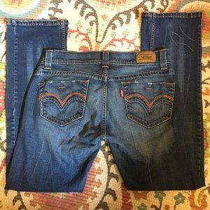 Levi's women's jeans size 11